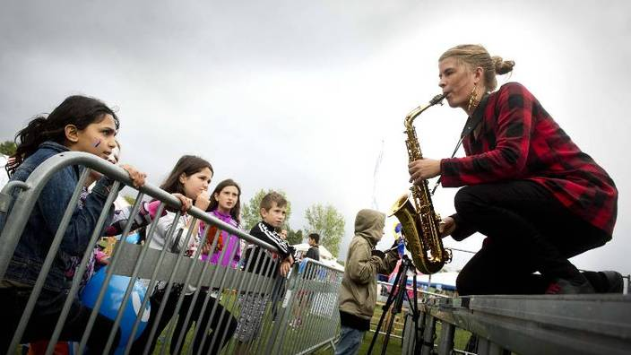 MiaDyberg _Photo: Lasse Ottoson, Kristianstad Jazzfestival